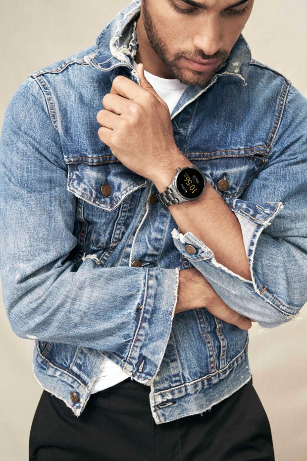FossilQ, o primeiro smartwatch da marca (Foto: Divulgação)