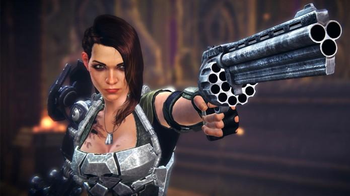 Bombshell é novo jogo dos criadores de Duke Nukem nos moldes de Diablo 3 (Foto: Reprodução/Kotaku)