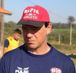 Fernando Diniz, técnico do Audax (Foto: Luiz Ferreira)