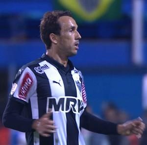 Thiago Ribeiro, do Atlético-MG (Foto: Reprodução / Premiere FC)