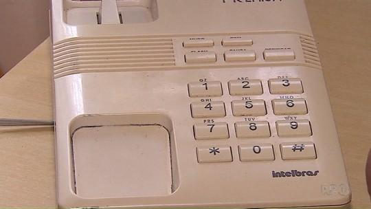 Telefones da Prefeitura de Ponta Grossa estão cortados por atraso