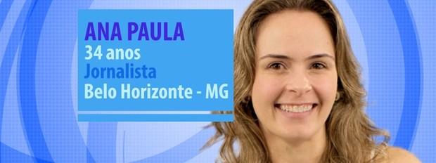 Ana Paula (Foto: Gshow)