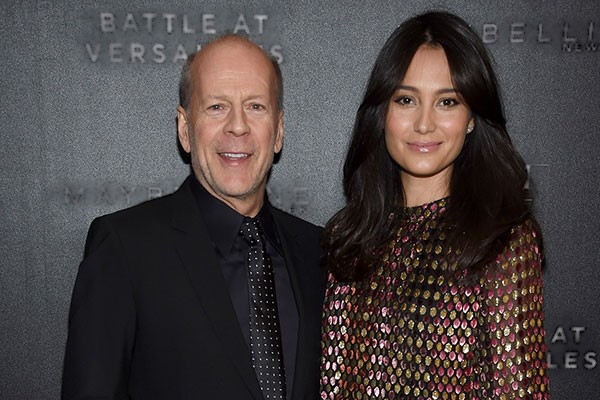 Bruce Willis e Emma Heming (Foto: Getty Images)