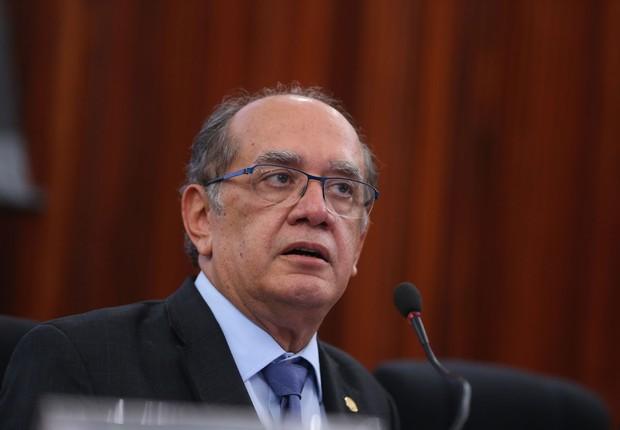 O ministro do STF Gilmar Mendes (Foto: Elza Fiuza/Agência Brasil)