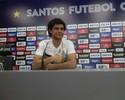 Victor Ferraz aposta em marcação sobre Diego para Santos vencer o Fla