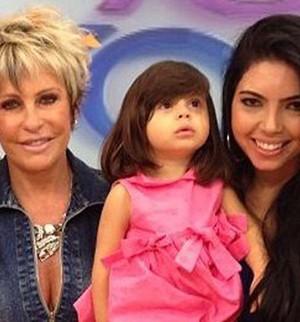 Geisiane e Lizz vencem o Game e faturam R$ 100 mil (Mais Você / TV Globo)