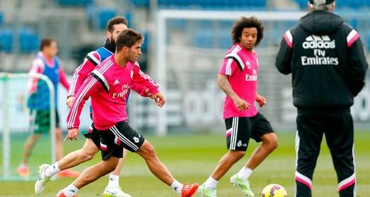 passo  firme (Reprodução / Facebook oficial Real Madrid)