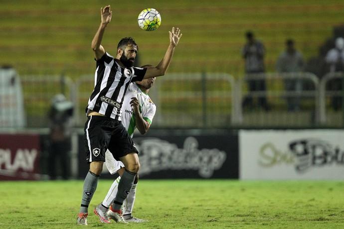 Renan Fonseca Botafogo (Foto: Vitor Silva/SSPress/Botafogo.)