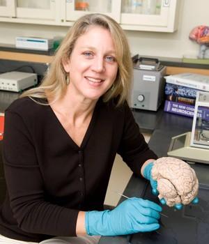 """A pesquisadora Lise Eliot, autora do livro """"Cérebro azul ou rosa"""" (Foto: Divulgação)"""