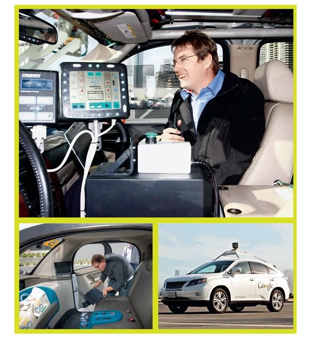 Tecnologia, Carros, Transporte, Chris Urmson, Google, Interior do veículo (Foto: Reuters)