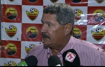 Pedrinho Albuquerque é demitido, e Paraíba já sonda possíveis substitutos