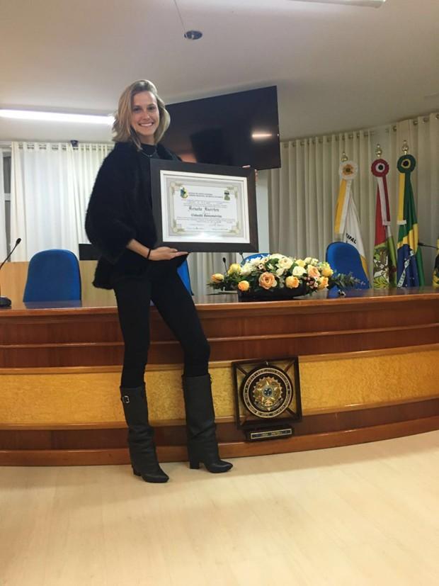 Renata Kuerten (Foto: Divulgação)