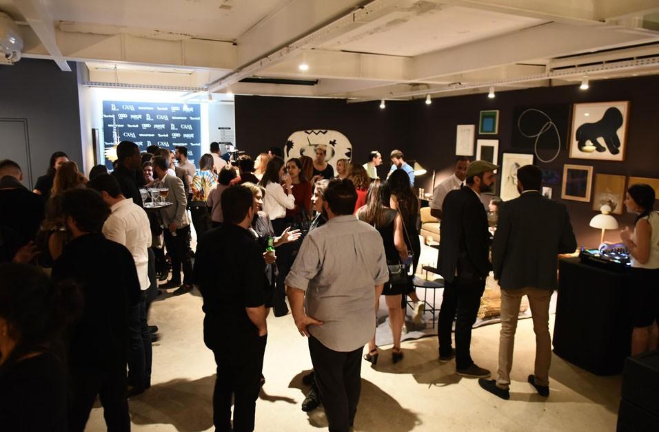 Casa Vogue Experience - Festa abertura (Foto: Cleiby Trevisan)
