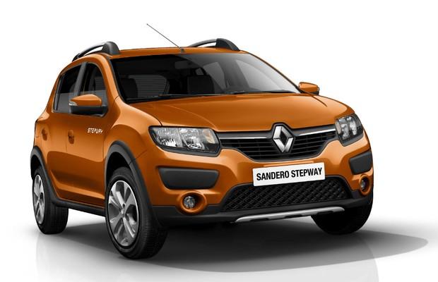 Renault abre pré-venda do novo Sandero Stepway (Foto: Divulgação)