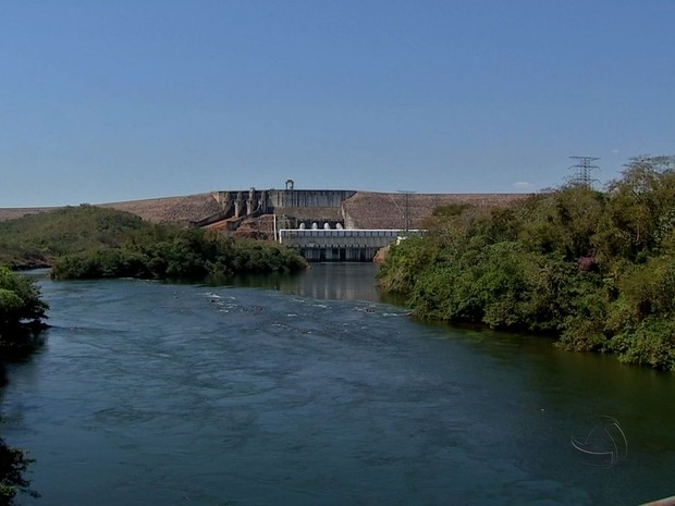 Usina de Manso resolveu problema de falta de energia elétrica no estado (Foto: Reprodução/ TVCA)