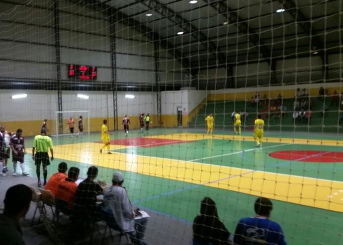 Dracena x Vocem Paulistão de Futsal (Foto: Marco César Souza / Arquivo Pessoal)