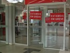 Assaltantes tentam arrombar cofre de agência bancária em Mogi