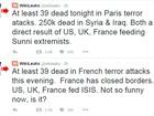 WikiLeaks diz que França alimentou Estado Islâmico e é criticado no Twitter