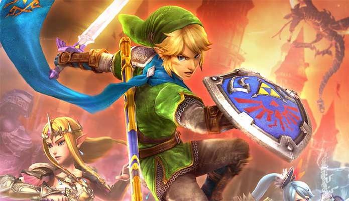 Link é um herói de muitas eras em The Legend of Zelda (Foto: Divulgação/Nintendo)