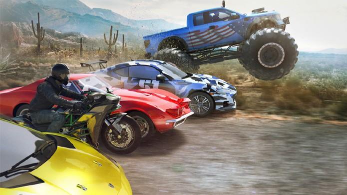 The Crew: Wild Run traz um novo foco em corridas off-road (Foto: Reprodução/Game Watcher)