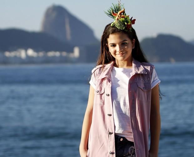 Mel Maia (Foto: Marcos Ferreira/Brazil News)