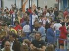Aeroporto de Viracopos tem manhã tranquila nesta terça-feira