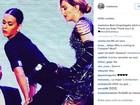 Madonna chama Katy Perry para show e dá tapa no bumbum da cantora