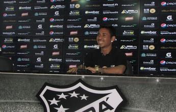 Com Tiago Cametá no meio, Sérgio Soares muda equipe contra Brasil-RS