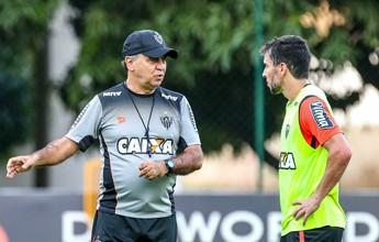 Marcelo Oliveira admite dúvida se escala Pratto e Leandro Donizete