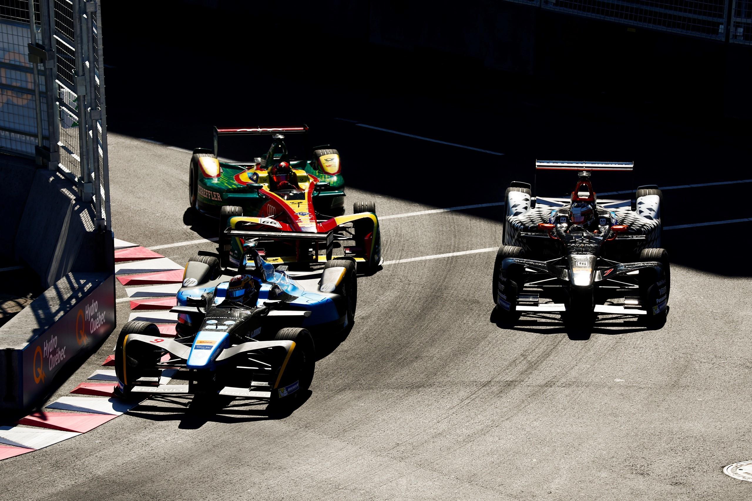 No domingo o grid foi disputado pensando no título (Foto: Divulgação)