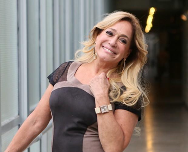 Susana Vieira faz participação especial em Chapa Quente (Foto: Isabella Pinheiro / Gshow)