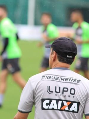 Vinícius Eutrópio Figueirense (Foto: Luiz Henrique/Figueirense FC)
