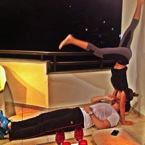 Adriana e Rodrigão, ex-bbbs (Foto: Instagram / Reprodução)
