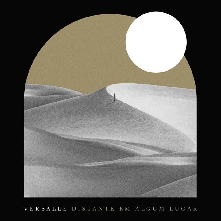 """Versalle revela capa do álbum """"Distante em Algum Lugar"""" com exclusividade (Foto: Reprodução)"""