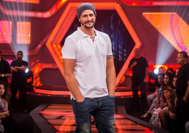 Daniel Fontes é eliminado com 68% dos votos no BBB (Foto: TV Globo)