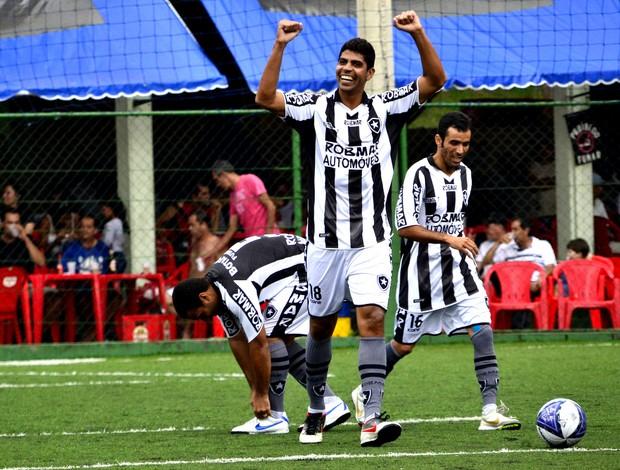 Botafogo vai enfrentar o Dom Pedro em uma das semifinais da competição (Foto: Davi Pereira/Jornal F7)
