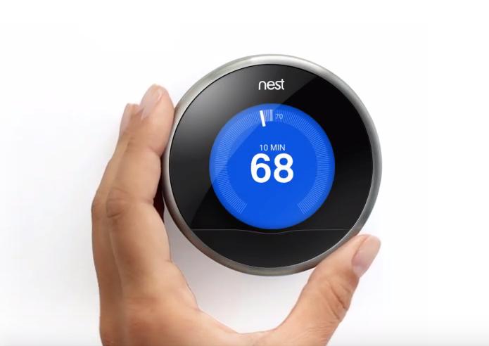 Termostatos, alarmes e outros gadgets inteligentes ainda são escassos e caros no Brasil (Foto: Divulgação/Nest)
