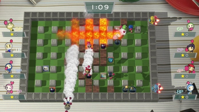 Super Bomberman R (Foto: Divulgação/Konami)