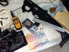 Com arma e máscaras 'Anonymous', homem é morto em confronto na BA