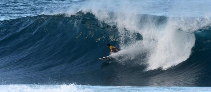 Gabriel Medina, Surfe, Pipeline primeira fase (Foto: Pedro Gomes Photography)