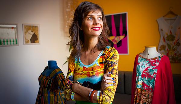 Gabriela Mazepa (Foto: GNT)