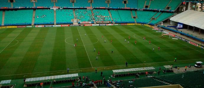 Arena Fonte Nova; (Foto: Thiago Pereira)