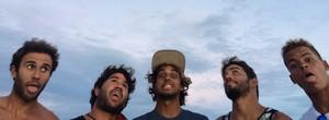 BLOG: Tubos e tubos: Era uma vez na Praia do Francês