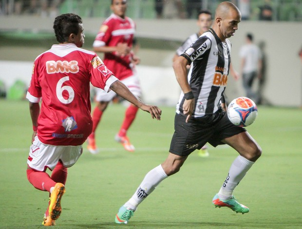 Diego Tardelli Atlético-MG x Tombense (Foto: Bruno Cantini / Futura Press)