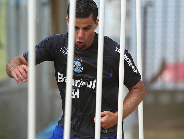 André Lima entra na disputa para ser titular em 2013 (Foto: Lucas Uebel/Grêmio FBPA)