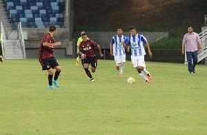 Dom Bosco, Atlético-PR, Arena Pantanal (Foto: Olimpio Vasconcelos/Dom Bosco)