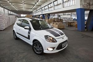 Ford Ka 1.6 Sport 2012 (Foto: Fabio Aro/Autoesporte)