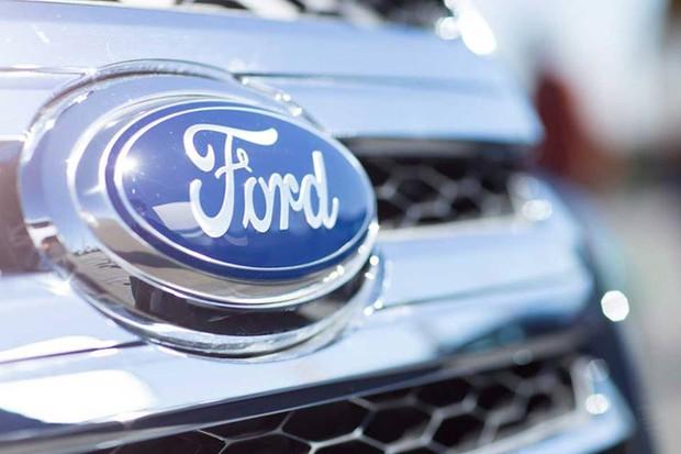 Logo Ford (Foto: Reprodução/Facebook)