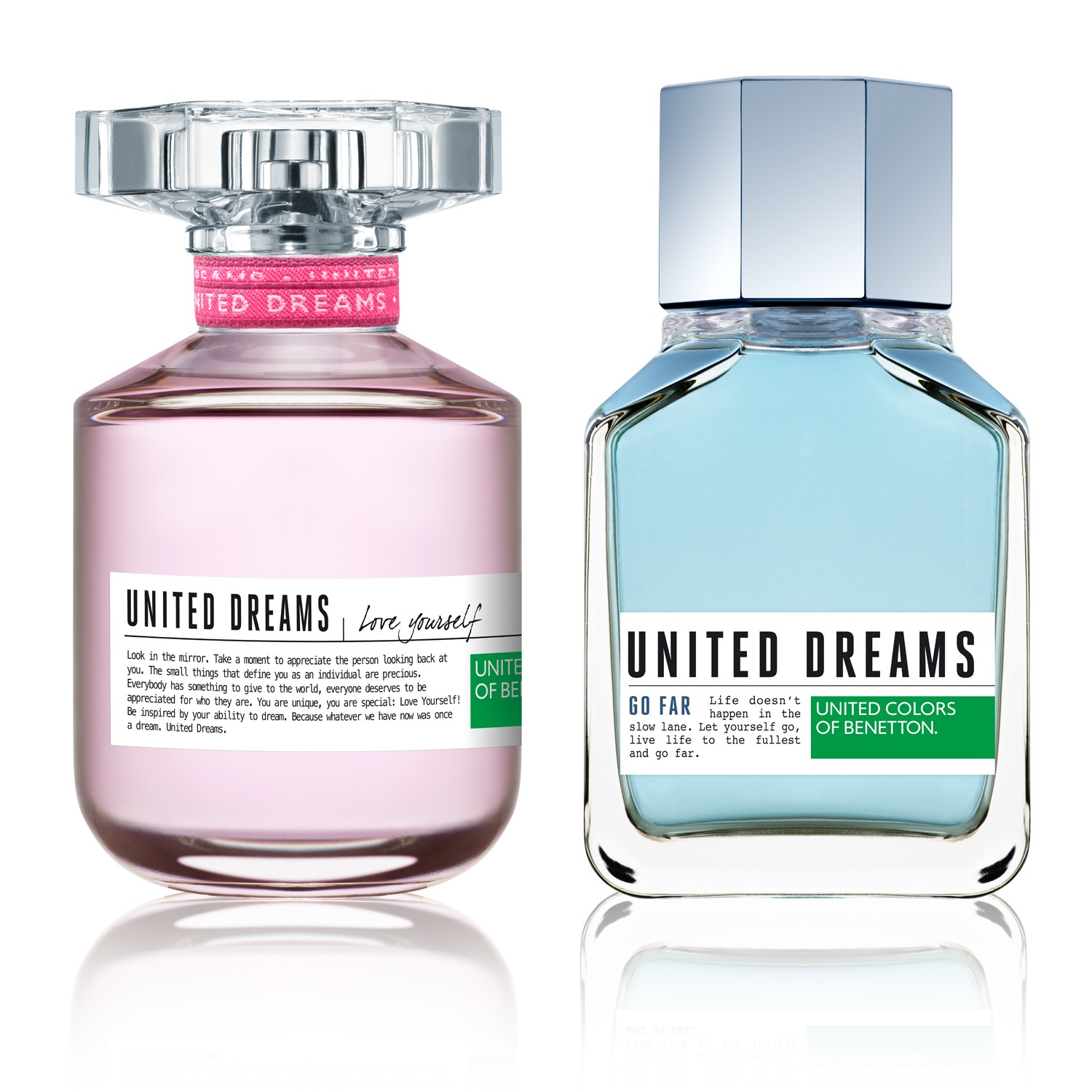 Perfumes United Dreams (Foto: Divulgao)