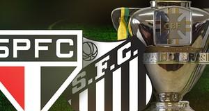 Carrossel copa do Brasil SAOxSAN 280 (Foto: GloboEsporte.com)